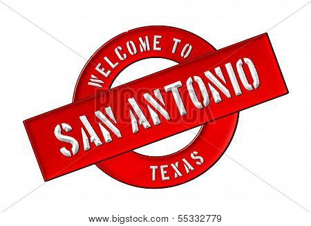 Welcome To San Antonio