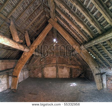 Cruck Constructed Granary