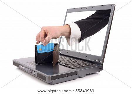 Online Theft