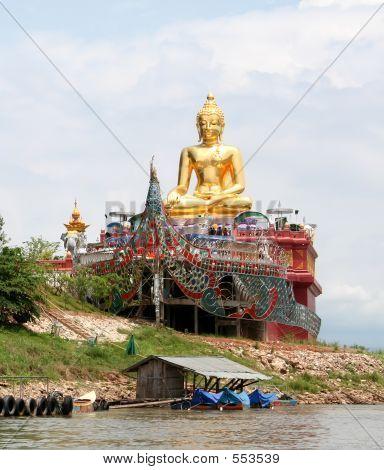 Riverside Buddha