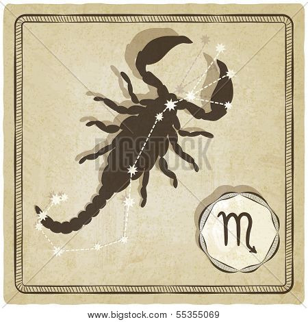 astrological sign - scorpio