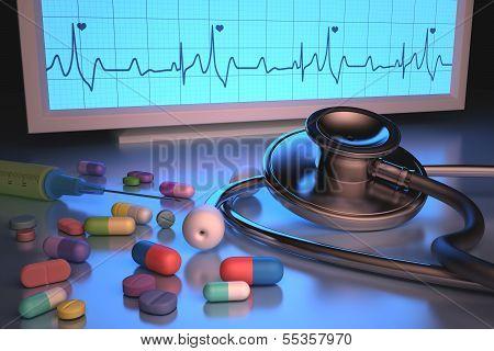 Stethoscope Drugs