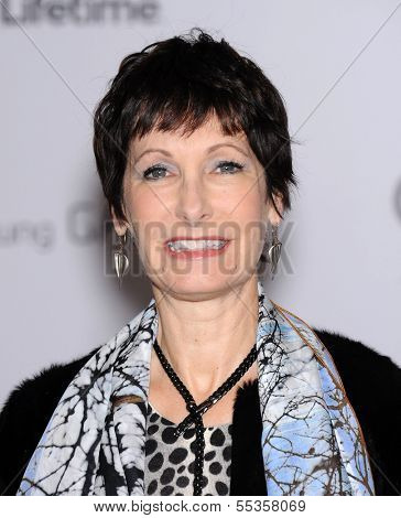 LOS ANGELES - DEC11:  Gale Anne Hurd arrive to Women in Entertainment Breakfast 2013  on December 11, 2013 in Hollywood, CA