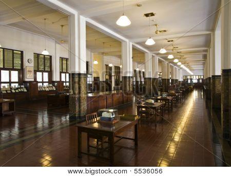 Colonial Bank Interior
