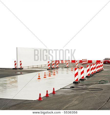 Wet Test Drive
