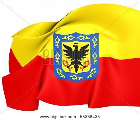Flag Of Bogota