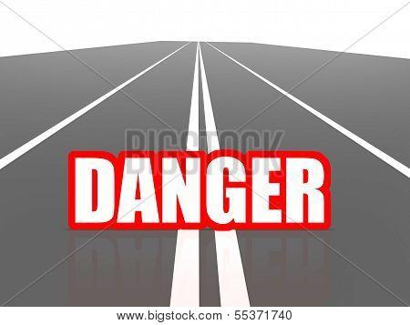 Road danger