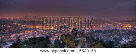 Dawn In La