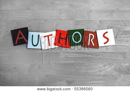 Authors - Sign For Education, Libraries, Book Clubs And Novels