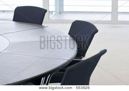 Company At Table
