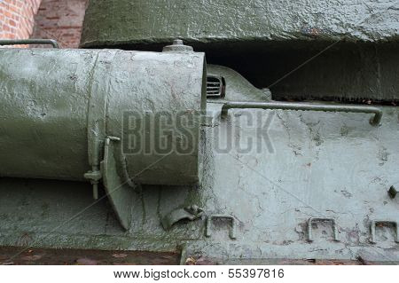 Intimate Details Of The Tank T-34