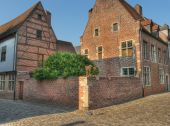 Grand Beguinage Leuven Belgium