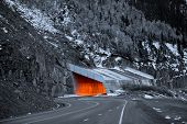 stock photo of million-dollar  - Million dollar highway - JPG