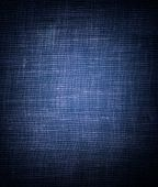 blue woven texture. may used as background.
