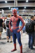 Spiderman At Comic-con