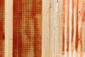 picture of oxidation  - Old tack and Zinc rust oxides background - JPG