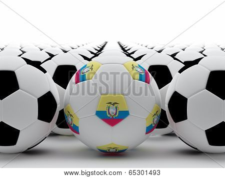 Ecuador football