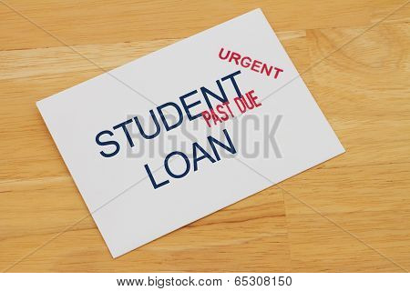 Student Loan Payment Past Due