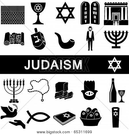 Icons for judaism