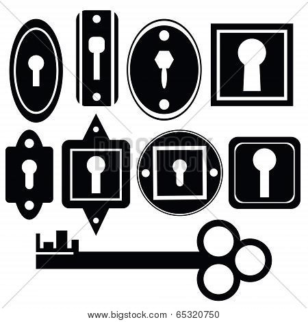Key And Keyholes