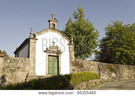 Chapel in Rural Portugal