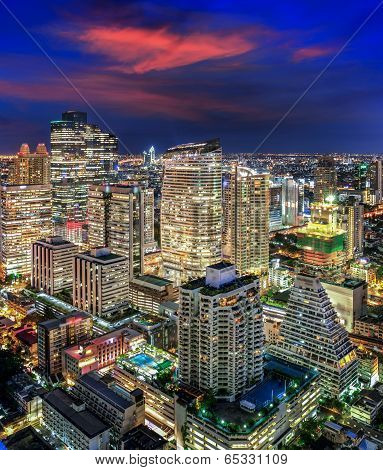 Bangkok City Night