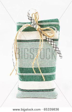 Decorative Textile Sachet Pouch
