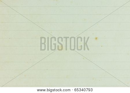Background Of The Old Paper With Stain