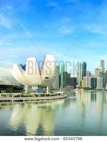 Modren Singapore Architecture
