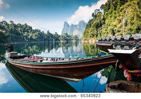 Lake View, Khao Sok National Park