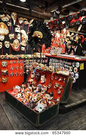 Venezia masks shop