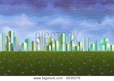 Eco-friendly City