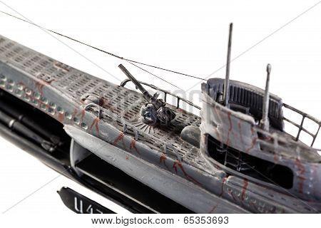 U-boat Detail