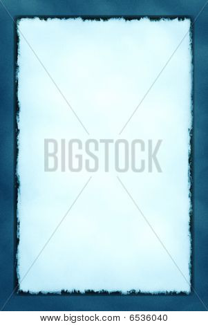 Decorative Grunge Border Series - Turquoise