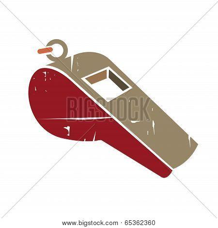 retro whistle