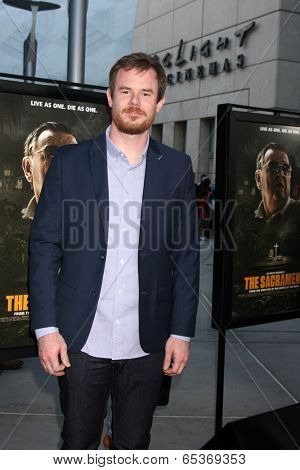 LOS ANGELES - MAY 20:  Joe Swanberg at the