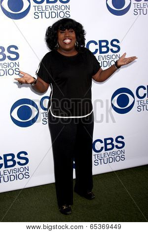 LOS ANGELES - MAY 19:  Sheryl Underwood at the CBS Summer Soiree at London Hotel on May 19, 2014 in West Hollywood, CA
