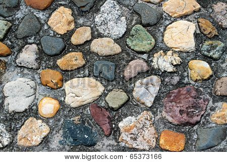 Colorful Cobbles