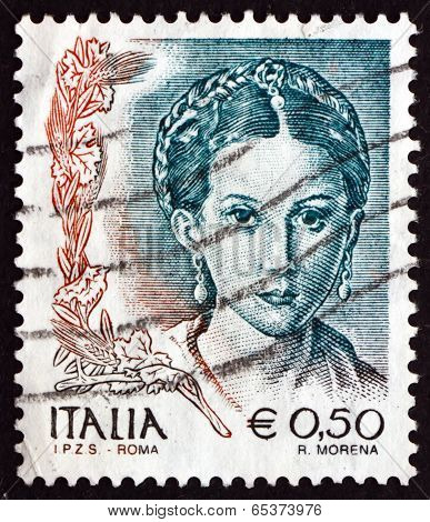 Postage Stamp Italy 2002 Antea, By Parmigianino