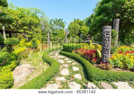 View of Phuket Botanical Garden, Phuket, Thailand