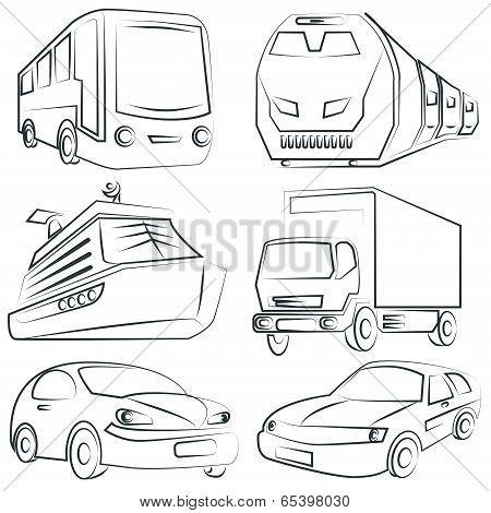 transportation set
