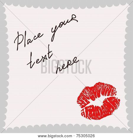 Vector Love Letter