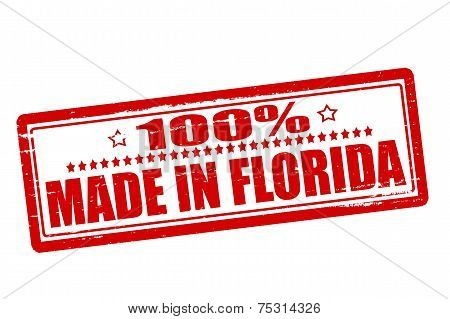 One Hundred Percent Made In Florida