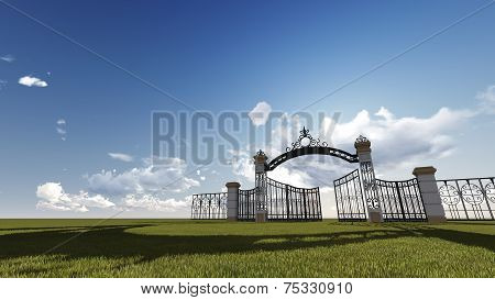 Gate To Heaven