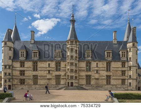 Palace Ducal Nevers