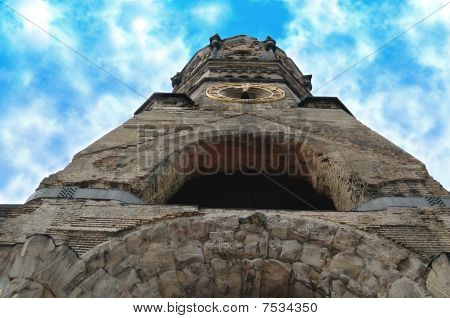 Kaiser-Wilhelm Memorial Church Spire
