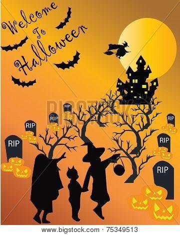 Halloween Party flyer 9