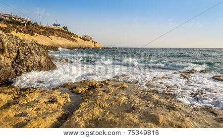 Beaches Near Porto Torres In Sardinia