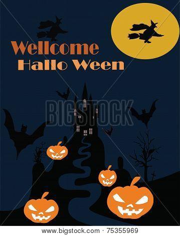 Halloween Party flyer 5