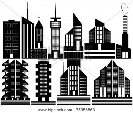 Different High-rise Homes